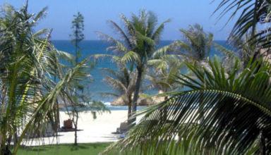 Palm Garden Resort à Hoï An, au Vietnam.