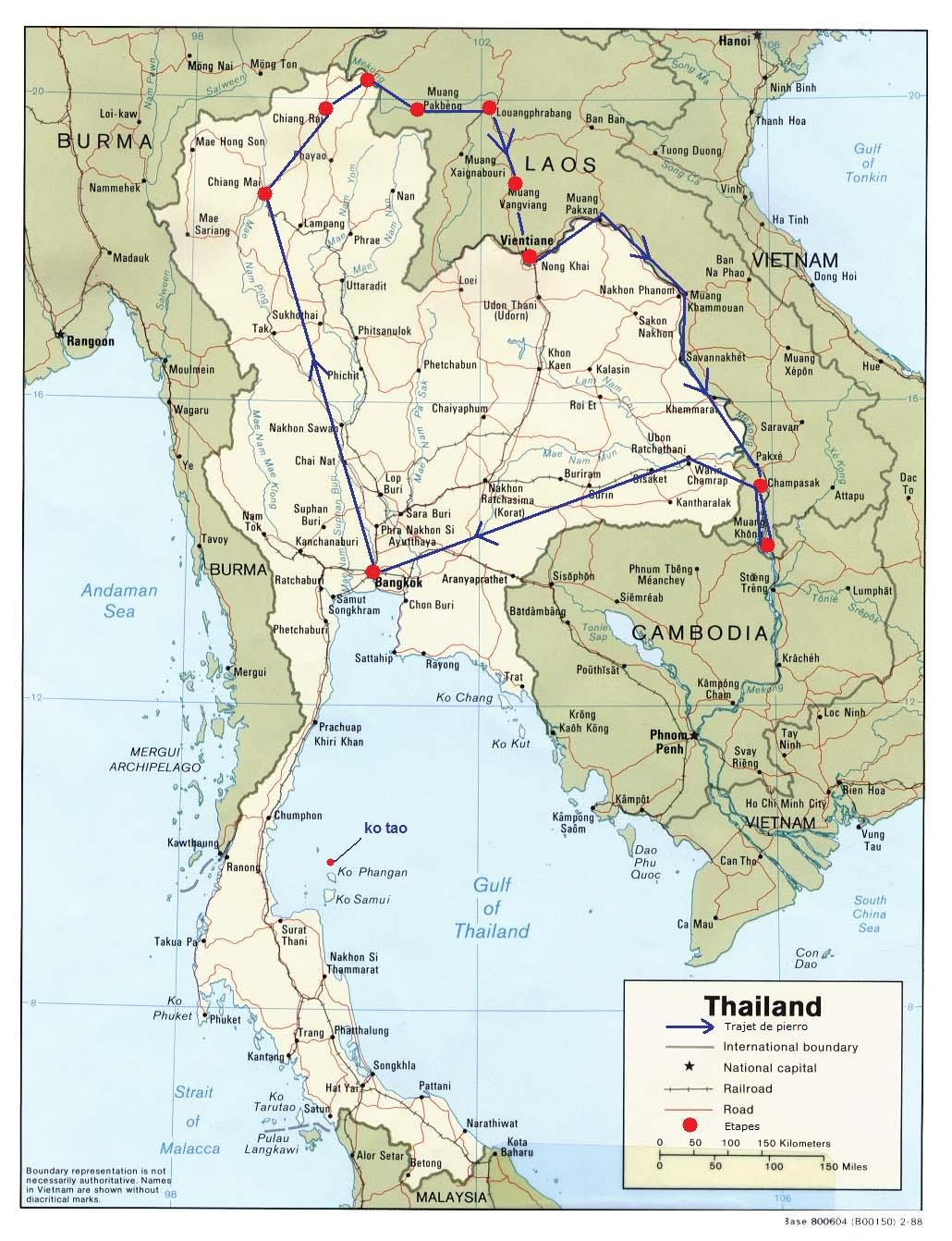 carte-thailande-laos-vietnam